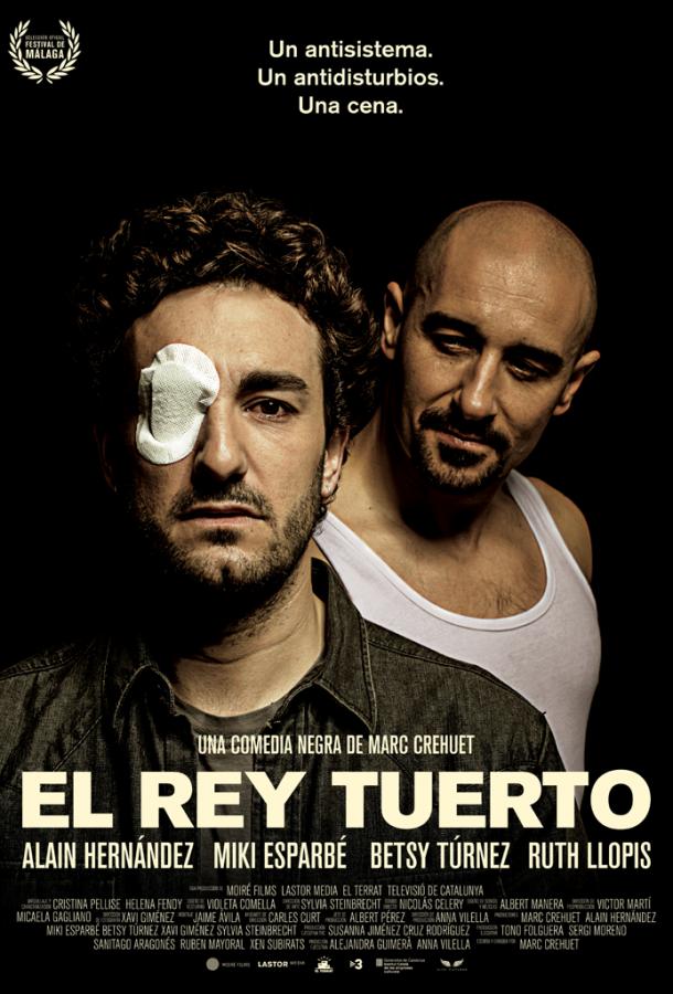 """Alain Hernández, Betsy Túrnez y Ruth Llopis estrenan """"El Rey Tuerto"""""""