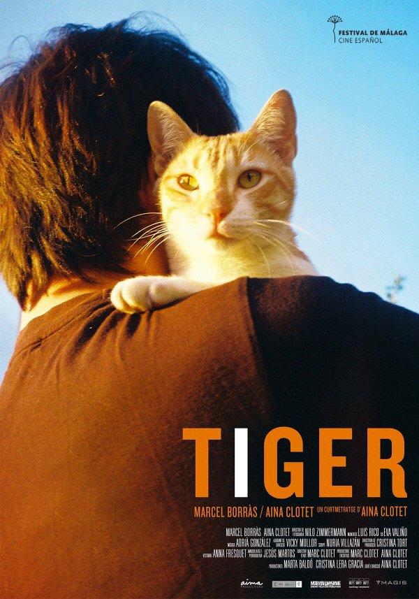 "Aina Clotet presenta ""Tiger"" en el Festival de Málaga"