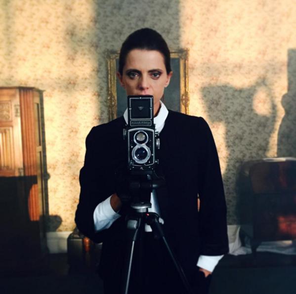 """Macarena Gómez, en Escocia rodando """"The Owlman"""""""