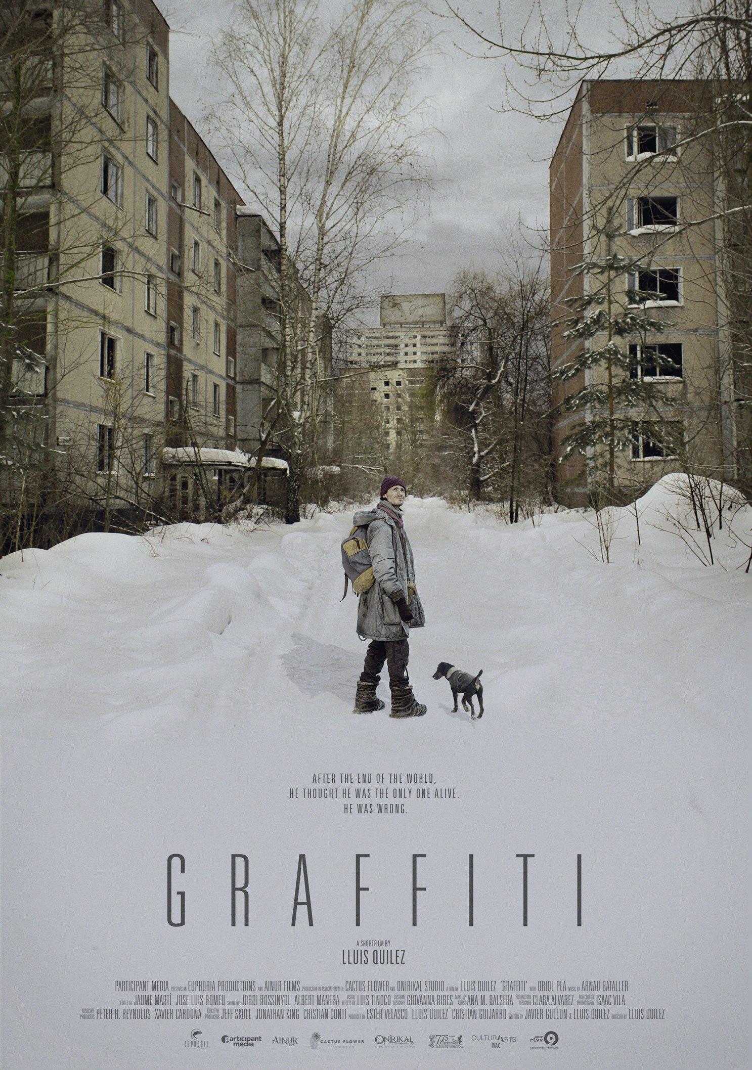 """""""Graffiti"""", protagonizado por Oriol Pla, nominado a los Goya y los Gaudí"""