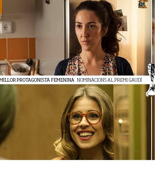 Betsy Túrnez y Ruth Llopis, nominadas a Mejor Actriz los Premios Gaudí
