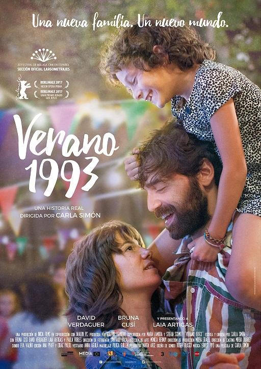 """""""Verano 1993"""", protagonizada por Bruna Cusí, mejor Ópera Prima en la Berlinale"""