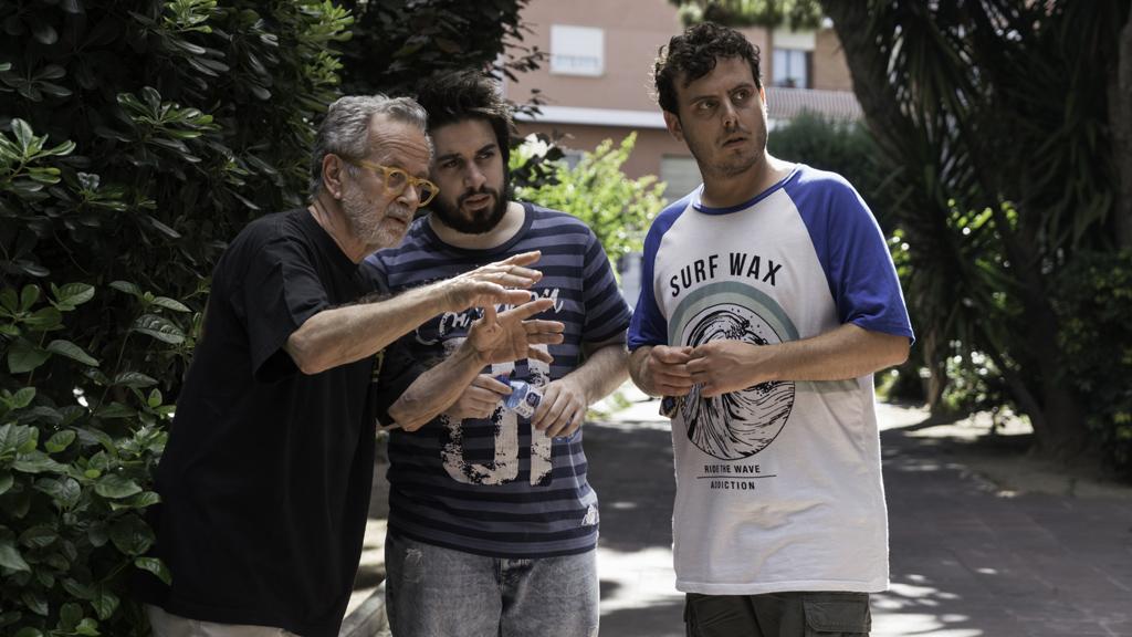"""Artur Busquets comienza a rodar """"La Tribu"""" con Carmen Machi y Paco León"""