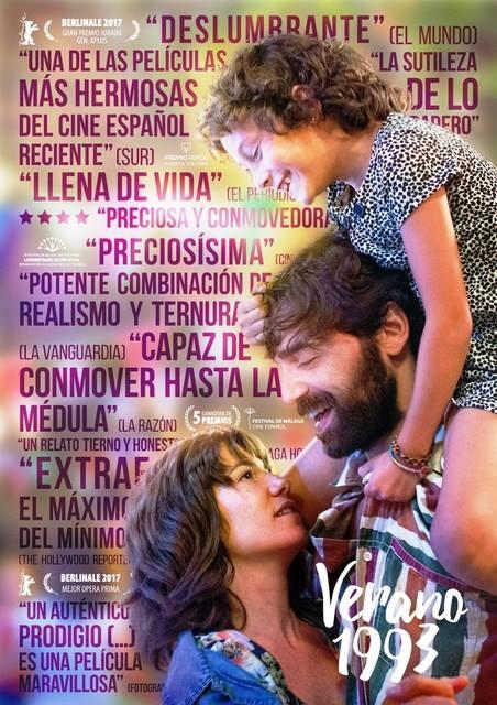 """Bruna Cusí estrena """"Estiu 1993"""", la película del año"""