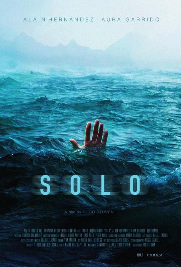 """Alain Hernández """"Solo"""" contra el Mar"""