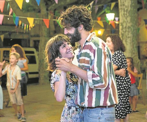 """Bruna Cusí, rumbo a los Oscar de la mano de """"Verano 1993"""""""