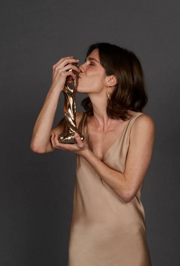 Bruna Cusí, Mejor Actriz de Reparto en los Premios Gaudí