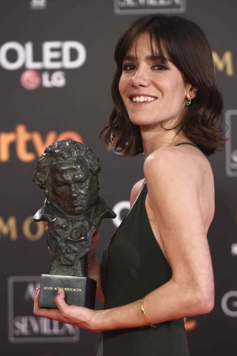 """Bruna Cusí gana el Goya a Mejor Actriz Revelación por """"Verano 1993″"""