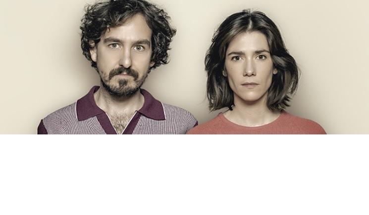 """Bruna Cusí y Francesc Ferrer representan """"Que rebentin els actors"""" en el TNC"""