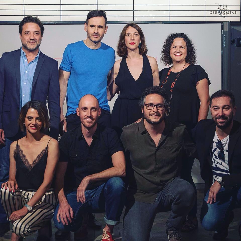 """Macarena Gómez se apunta al intercambio de parejas en """"Amor en polvo"""""""