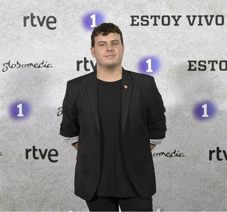 """Artur Busquets estrena la 2ª temporada de """"Estoy vivo"""""""