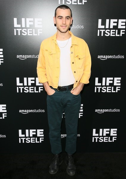 "Àlex Monner presenta ""Life Itself"" en Hollywood"
