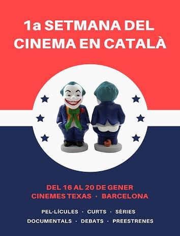 Oriol Pla, Aina Clotet, Bruna Cusi, Nao Albet y Xavi Sáez protagonistas de la primera setmana del Cinema en català