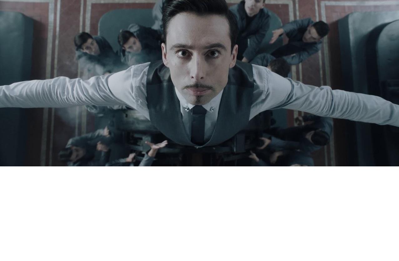"""Bruno Oro es """"Crudo"""", el malo malísimo de la película de """"Los Lunnis"""""""