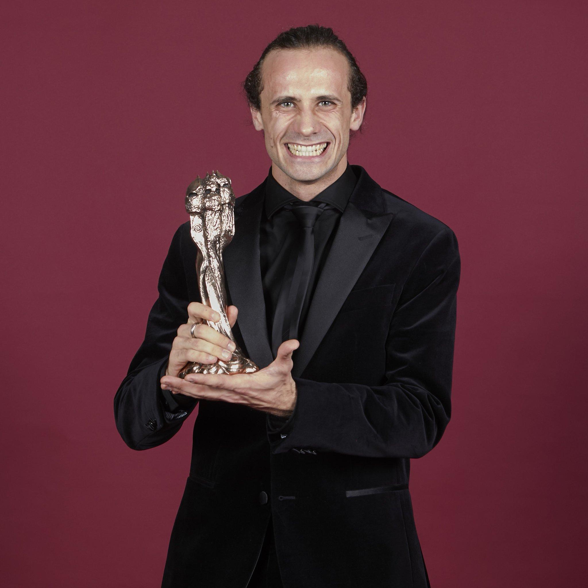 """Oriol Pla, Premi Gaudí a Mejor Actor Secundario por """"Petra"""""""