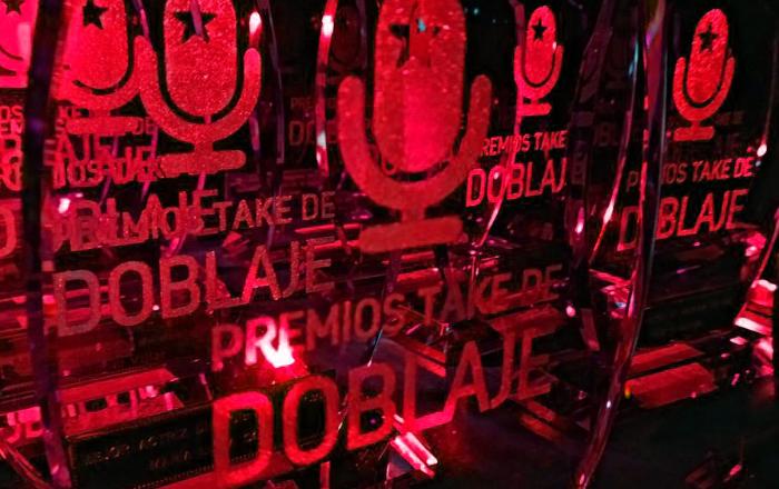 Mercè Montalà, Premio TAKE a Mejor Actriz de doblaje