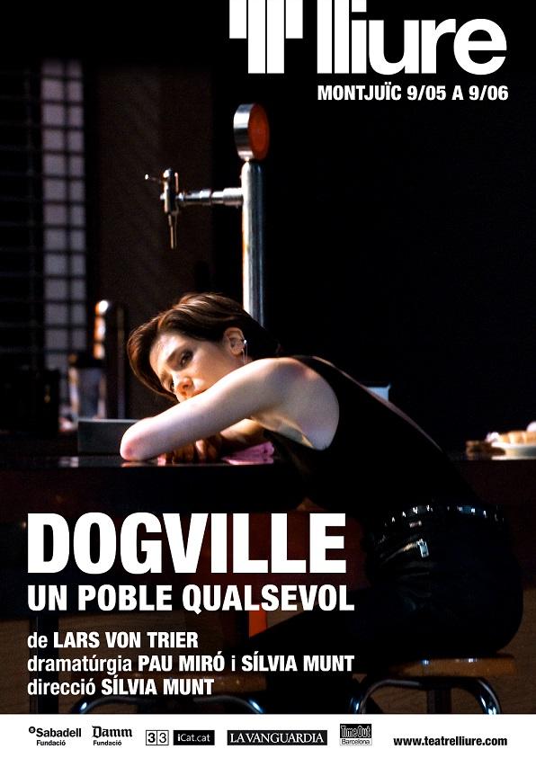 """Bruna Cusí estrena """"Dogville"""" en el Teatre Lliure"""
