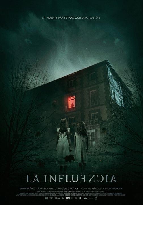 """Alain Hernández lleva el terror a los cines con """"La Influencia"""""""
