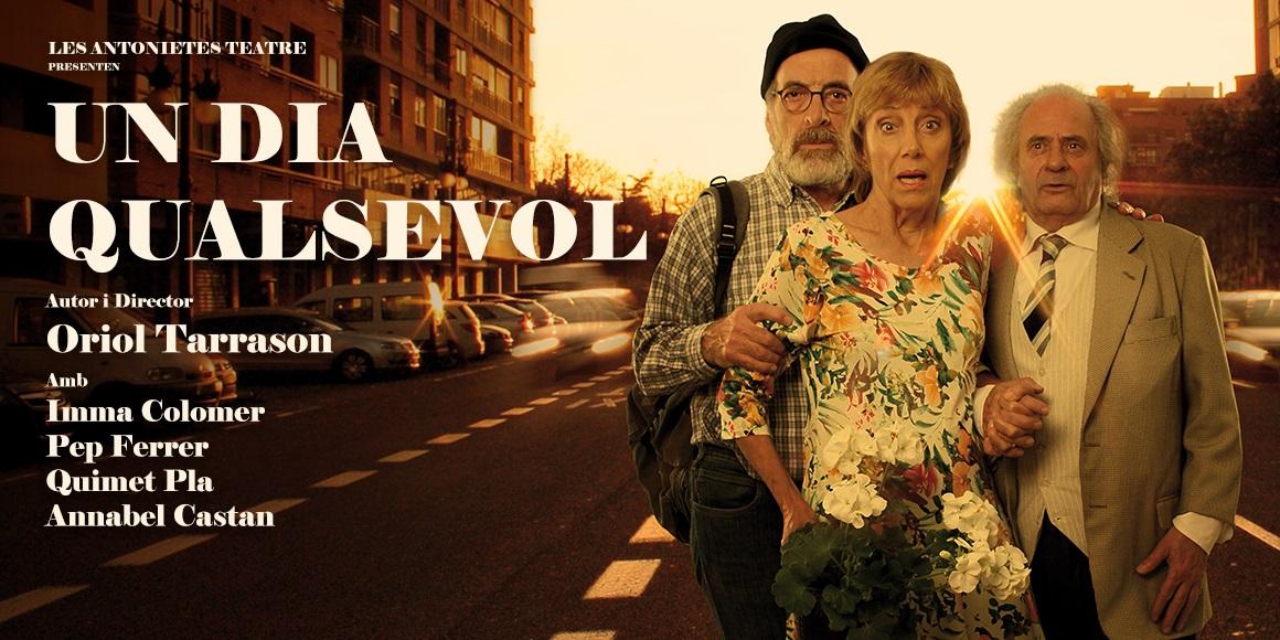 """Quimet Pla estrena """"Un dia qualsevol"""" en La Villarroel"""