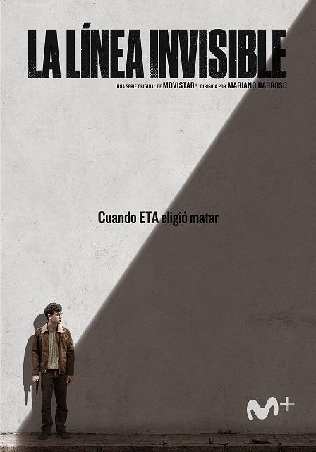 "Movistar presenta el póster de ""La línea invisible"", serie protagonizada por Àlex Monner"