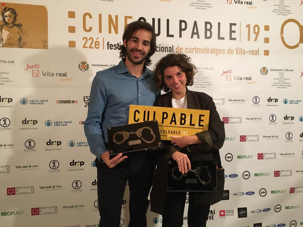 """Mireia Vilapuig, Mejor Actriz en el Festival Cine Culpable por """"Ferides"""""""