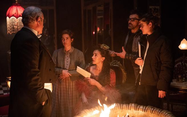 """Comienza el rodaje de """"La vampira de Barcelona"""" con Bruna Cusí y Anna Alarcón"""