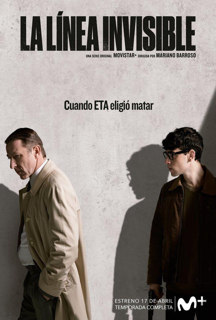 """Àlex Monner cruza """"La línea invisible"""" en Movistar+"""