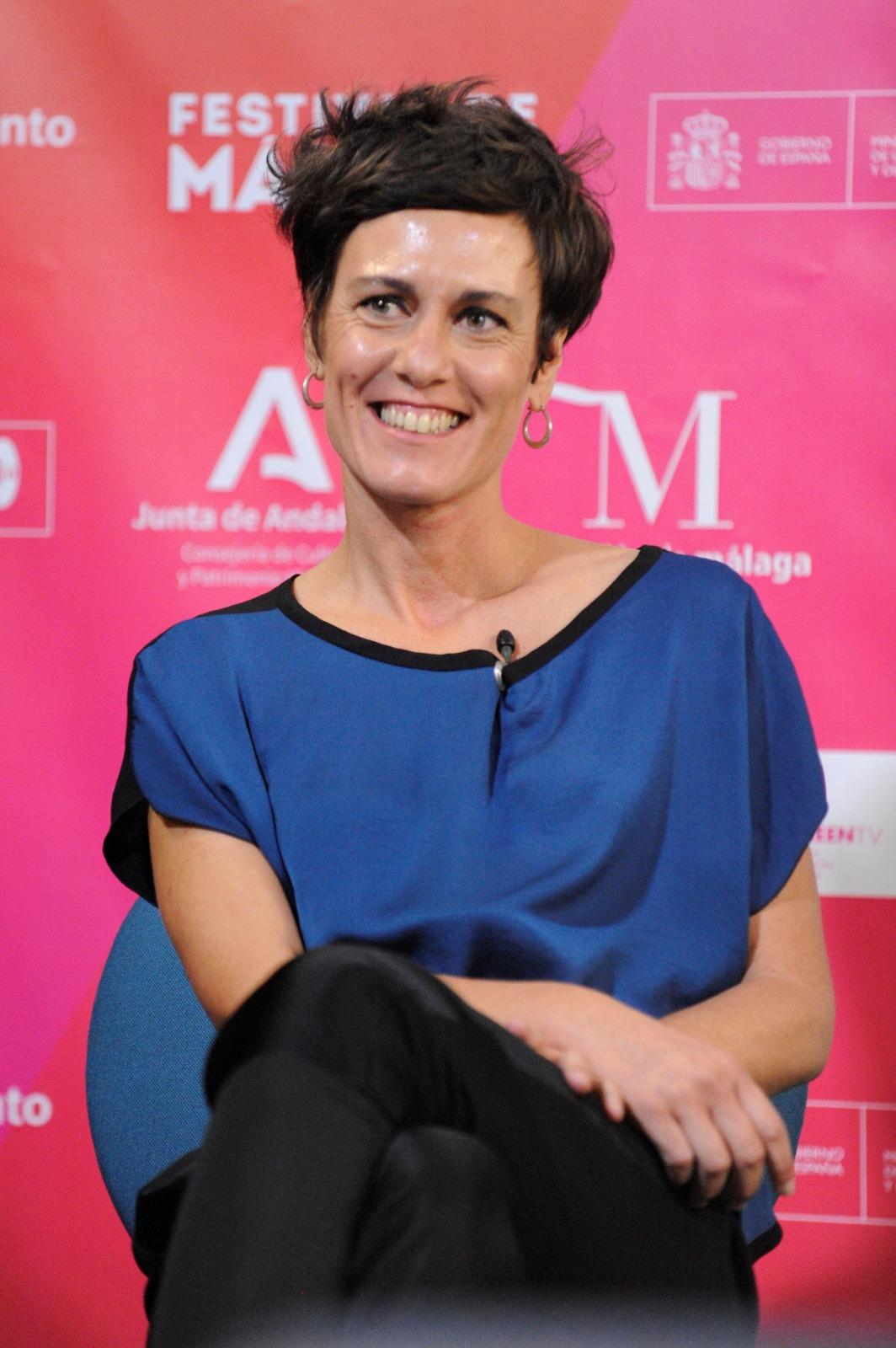 Anna Alarcón presenta dos películas en el Festival de Málaga