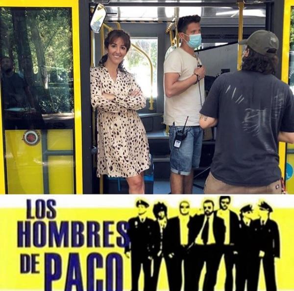 """Betsy Túrnez se incorpora al reboot de """"Los hombres de Paco"""""""