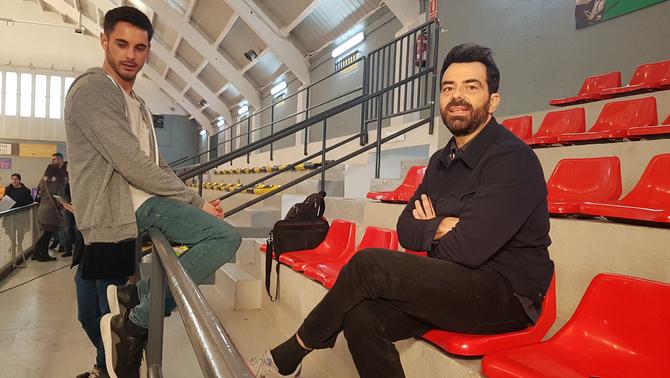 "David Selvas participará en la segunda temporada de ""Les de l'hoquei"""