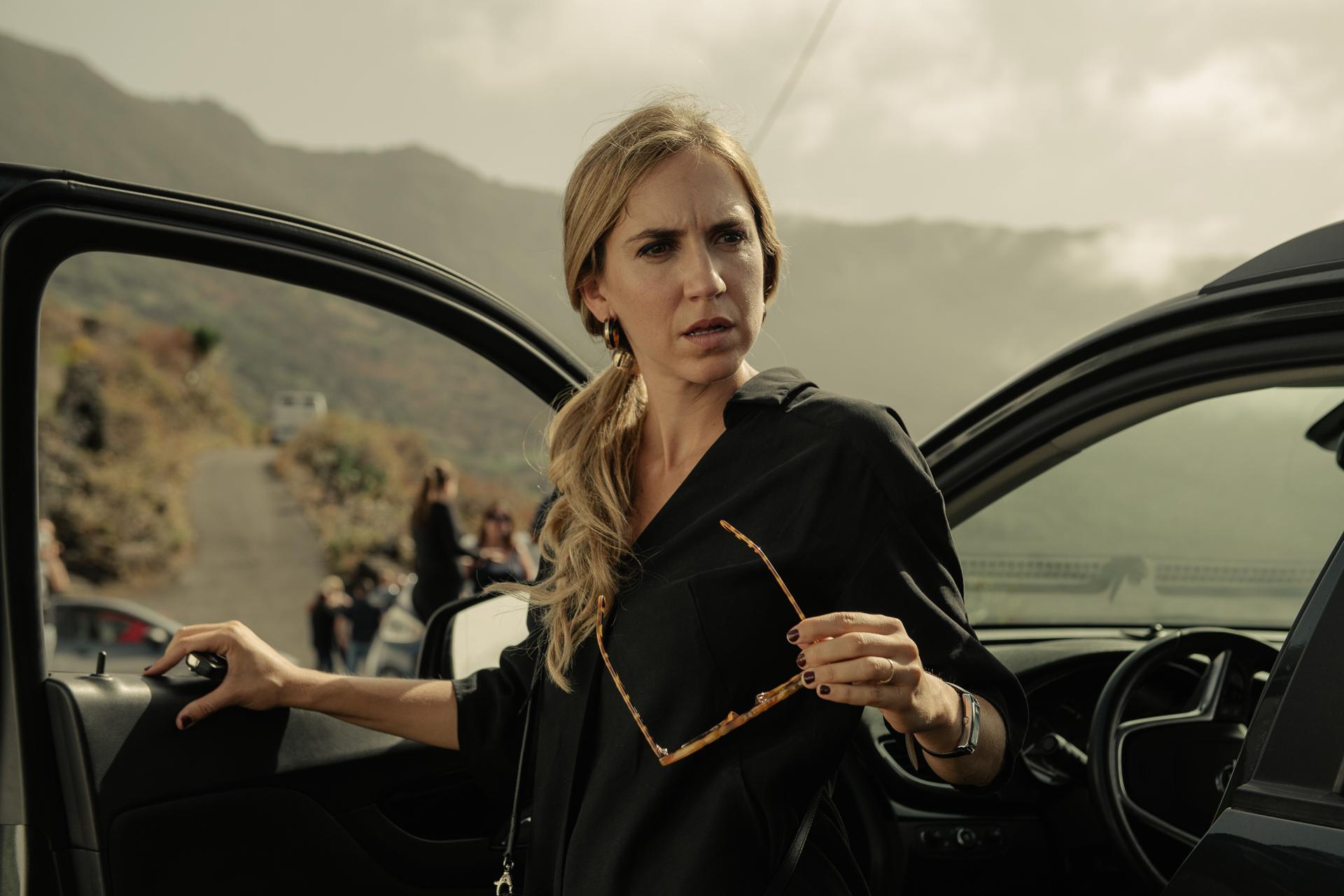 """Aina Clotet estrena la segunda temporada de """"Hierro"""" en Movistar+"""